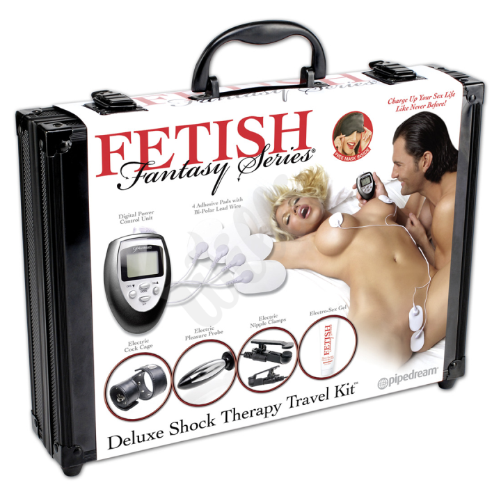 Shock Therapy Travel Kit