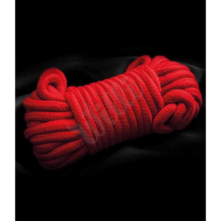 Bondage Rope 3m Red