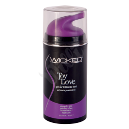 WICKED TOY LOVE GLYCERIN-FREE LUBE 100ML